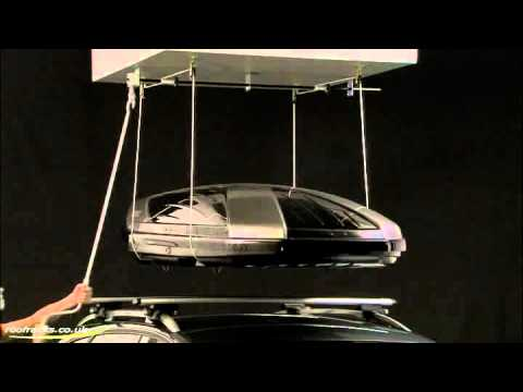 Thule 571 Load Lift Roof Racks, Roof Boxes, Cycle Carriers for Cars ...