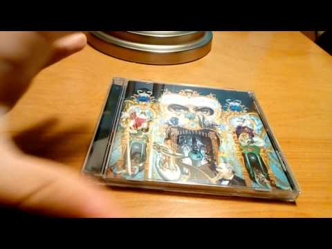 Michael Jackson CD Collection (so far) Part 1