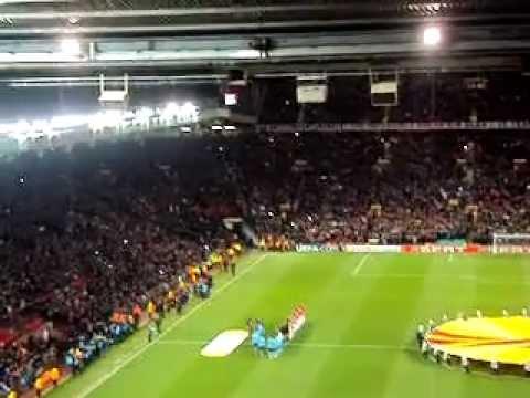 Opkomst spelers Manchester United - AFC Ajax