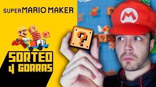 Mapas Divertidos + Sorteo 4 Gorras Mario | Super Mario Maker