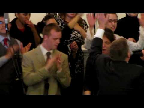 Spokane Cornerstone Pentacostal Church - Holy Ghost Praise And Worship - 2010-05-02 10 Min 720p video