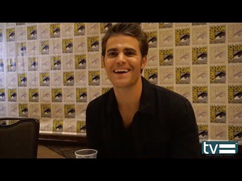 Paul Wesley Interview - The Vampire Diaries Season 7