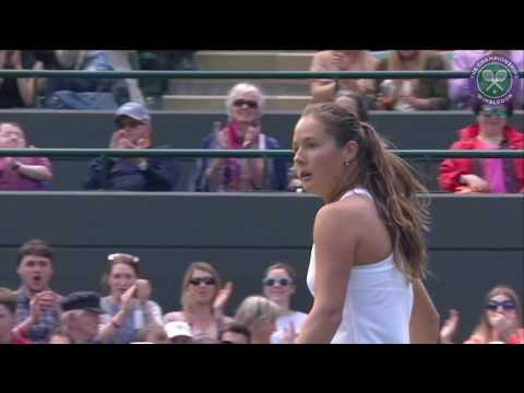 2016, Day 5 Highlights, Venus Williams vs Daria Kasatkina