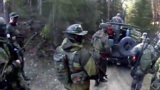 Border War 8 - Militia - Combat - Day 1