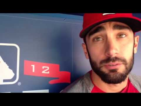 Matt Carpenter on playing in the postseason
