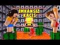 FIS ASKERLERİNDEN İMKANSIZ KAÇIŞ - Minecraft