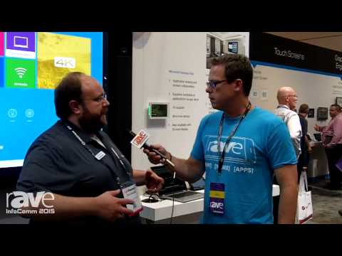 InfoComm 2015: Gary Talks to Crestron and Discusses Crestron as a Microsoft Surface Hub Tech Partner