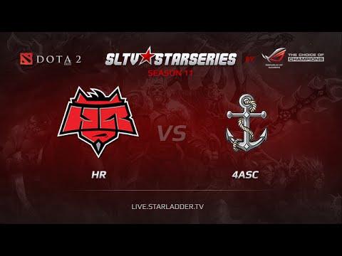 HellRaisers -vs- 4Anchors, SLTV Europe Day 15, Game 3