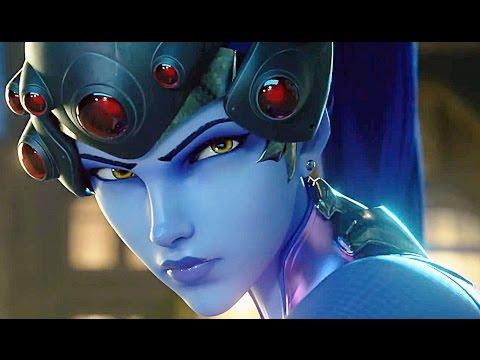 "Overwatch Animated Short Cinematic ""Alive"""
