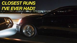 They wanted to run my 1,000hp Mustang...
