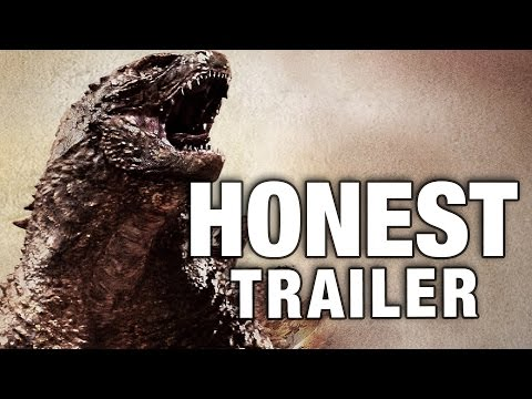 Honest Trailers - Godzilla (2014) video