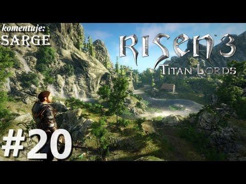 Zagrajmy w Risen 3: Władcy Tytanów odc. 20 Obóz tubylców