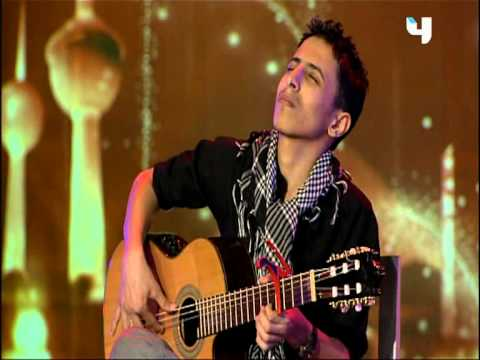 ARABS GOT TALENT 2012 E 6 شاهر محمد   اليمن