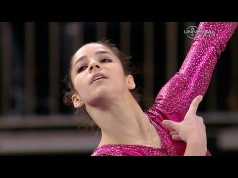Aly Raisman Floor Routine, 2012 American Cup - from Universal Sports