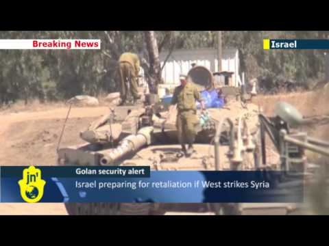 Syria Spillover Fears: Israel ups security at Golan Heights border
