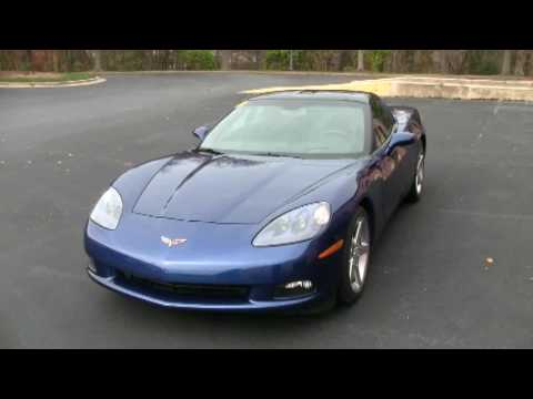 2007 Corvette For Sale Z51