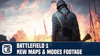 Battlefield 1 Gameplay - Ballroom Blitz, Argonne Forest, Monte Grappa, Empire's Edge (PC)