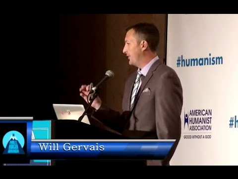 Will Gervais: Anti-Atheist Prejudice (AHA Conference 2015)