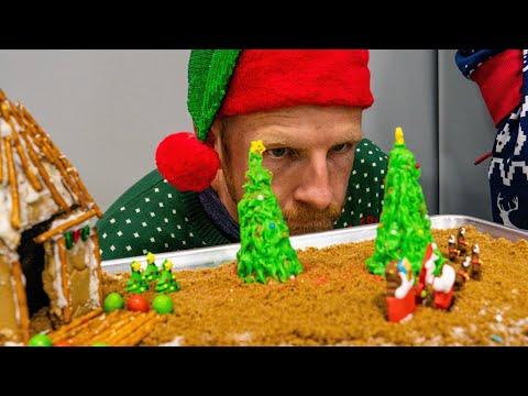 Gingerbread House Scandal   OT 22