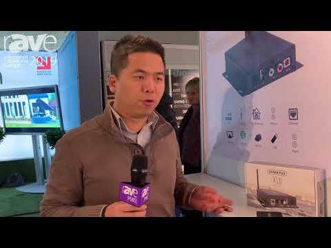 ISE 2019: Rakoit Showcases Its X10 Wireless Pre-Amplifier