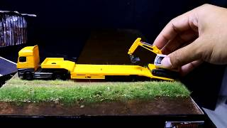 รถเหล็ก majorette set ชุด รถก่อสร้าง Construction Play Set แบบที่2
