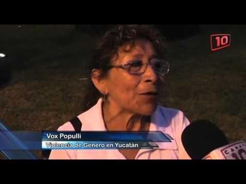 22335 CONTINUA VIOLENCIA DE GÉNERO EN YUCATÁN