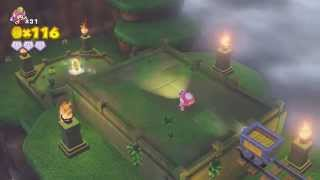 Captain Toad: Treasure Tracker ~ Episode 3 - Level 9: Mine Cart Ruins Rumble