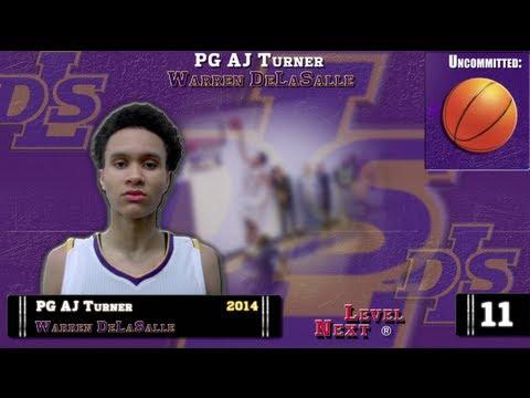 Top 100 (2014) PG  AJ Turner-Warren DeLaSalle
