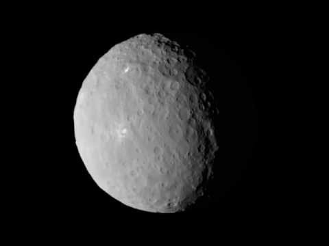 Dawn Nears Ceres - Approach Images, Movies and Animations