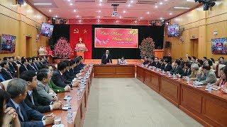 Thủ tướng thăm và chúc Tết các cơ quan Đảng
