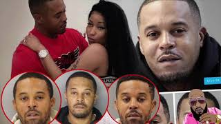 Nicki Minaj Settles For Boyfriend That Has 5 Baby Mamas And A Shady Criminal Past