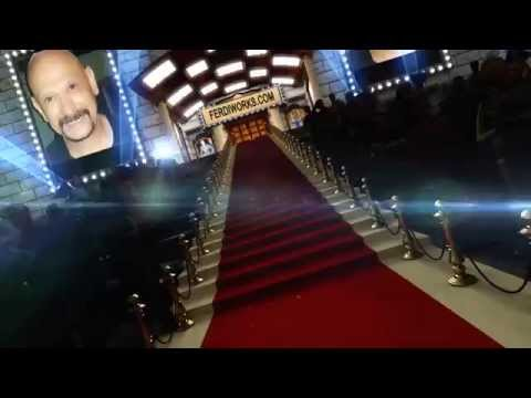 create a Commercial Red Carpet Cinema Logo reveal Intro video