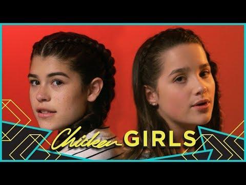 """CHICKEN GIRLS 2   Annie & Hayden in """"Girl Time""""   Ep. 8"""