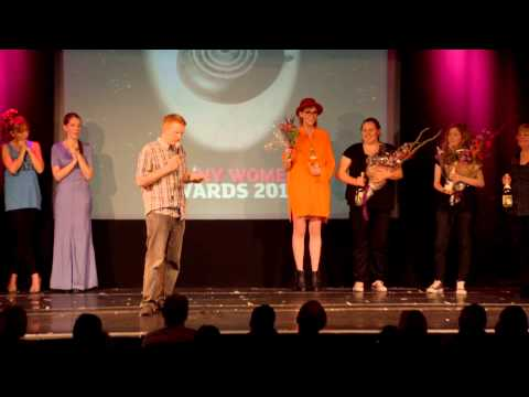 Funny Women Awards 2013