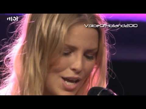 The Voice of Holland - Jennifer Ewbank audition HD