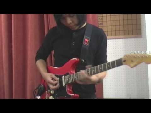 Jack Thammarat Band - Manhattan (Eric Johnson Cover) Live in Studio