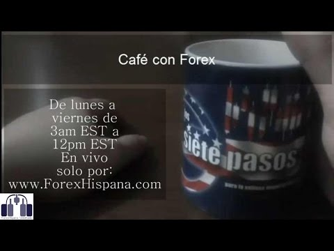 Forex con café - viernes 24 Abril