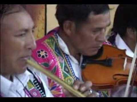 Arpa, Violín, Quena y Pampapiano: Paso Doble 2