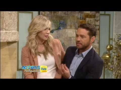 Jason Priestley & Jennie Garth Remembers Brandon & Kelly  - 2011 Interview!