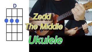 Download Lagu Zedd, Maren Morris, Grey The Middle Ukulele Gratis STAFABAND