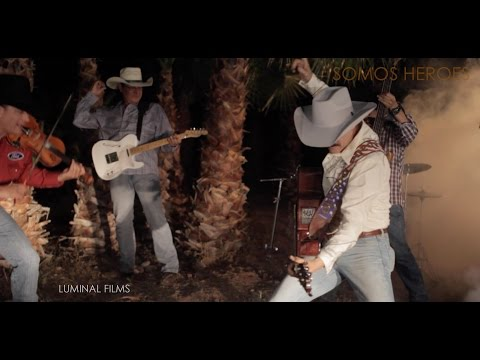 Caballo Dorado - Vaqueros de Rodeo (Video Oficial)