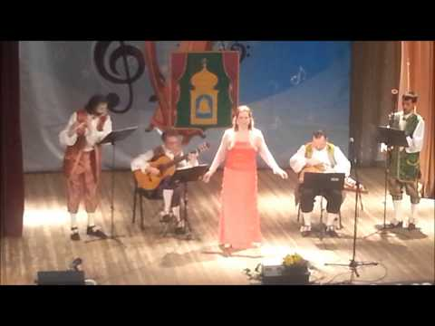 Екатерина Житарь(меццо-сопрано)на 6-омГорФестивМузИск