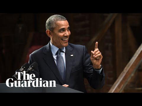Barack Obama to Republicans: Good luck with Vladimir Putin, you can't handle CNBC