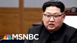 North Korea Reportedly Pulling Out Of High-Level Talks With South Korea   Velshi & Ruhle   MSNBC