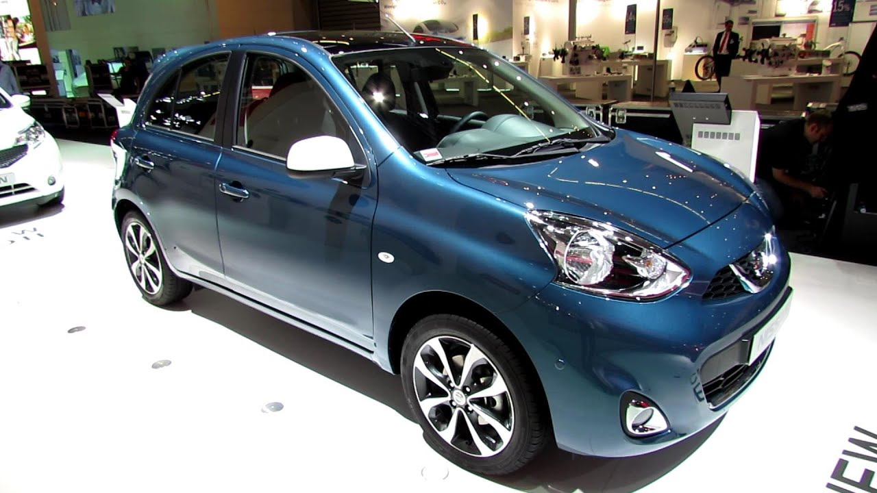 2014 nissan micra exterior and interior walkaround. Black Bedroom Furniture Sets. Home Design Ideas