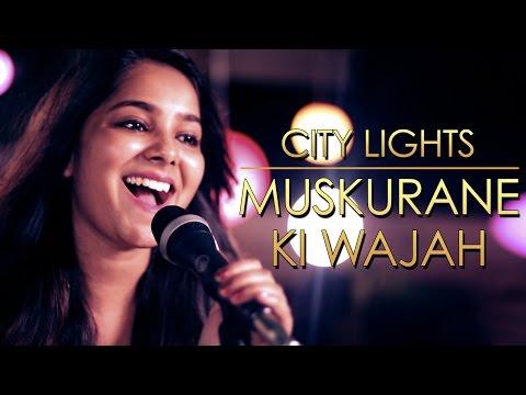 Muskurane - Shraddha Sharma | Citylights Cover