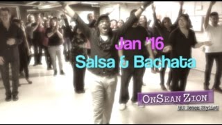 OnSean Zion DANCE!! - Chicago - Salsa & Bachata Classes