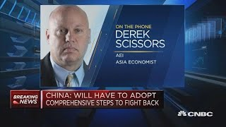 China could target 'other US interests' in trade spat: Economist   In The News