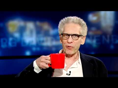 David Cronenberg On Strombo: Full Interview