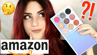 AMAZON Bestseller im LIVE TEST - Lidschatten Palette FAIL? I Luisacrashion